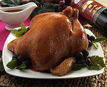 CHICKEN WIKIPEDIA 220px-Roasted_chicken