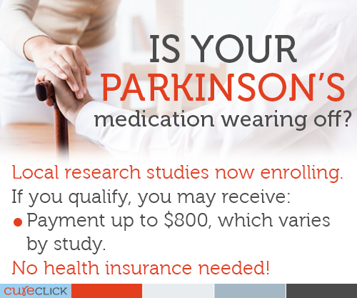 CureClick Parkinson's Disease image
