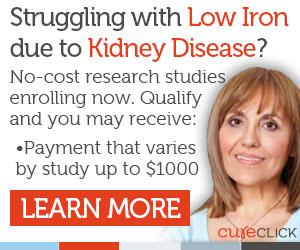 CureClick Chronic Kidney Disease CKD image